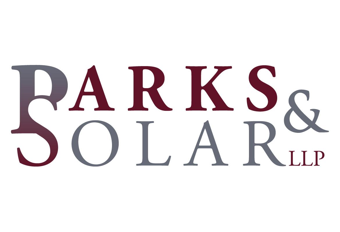 Parks & Solar Logo Design